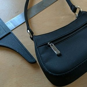 Handbags - Black over the shoulder purse like new